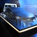 Mercedes-Benz 车展 雕塑设计