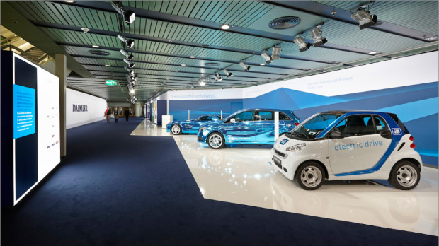 Daimler Brand Design 戴姆勒品牌 视觉传达