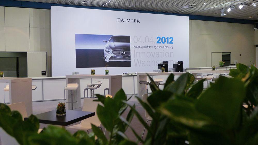 Daimler 年度股东大会