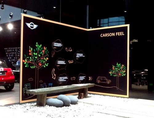 CARSON-MINI充电站设计